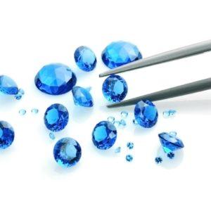 Gemstone reflection Siamite 1226 Topaz London Blue - 1000 pezzi